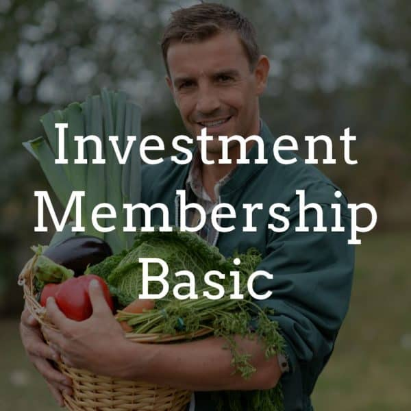 Moore Farms & Friends - Investment Membership Option: Basic